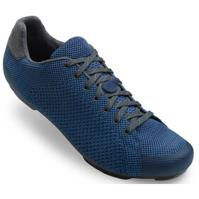 Giro Republic R Knit Shoes Herren midnight/blue heather